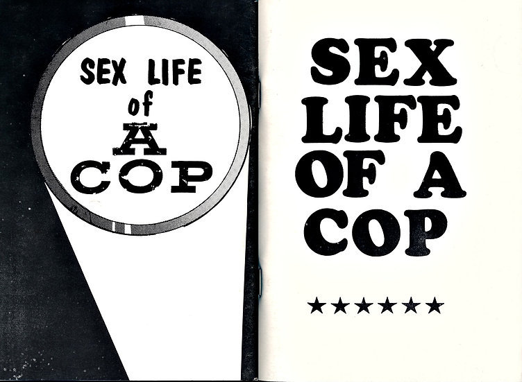 Sex Life of a Cop (Paperback Reprint edition)