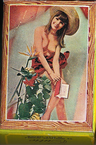 Cutie: 54 Miniature Models in Full Color (Trading Card Deck)