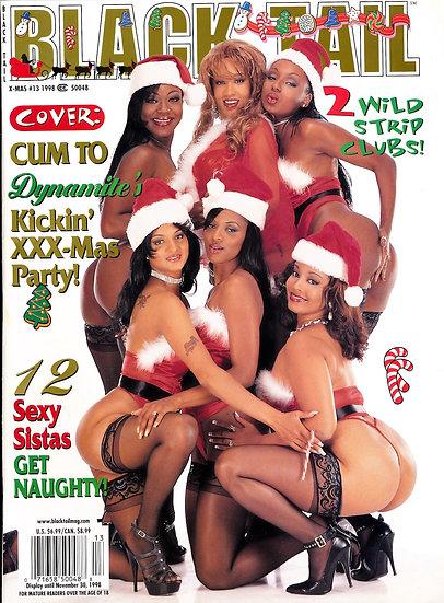 Black Tail (Vintage adult magazine, 1998)