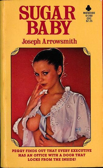 Sugar Baby (Vintage adult paperback, Joanne Latham front cover, 1979)
