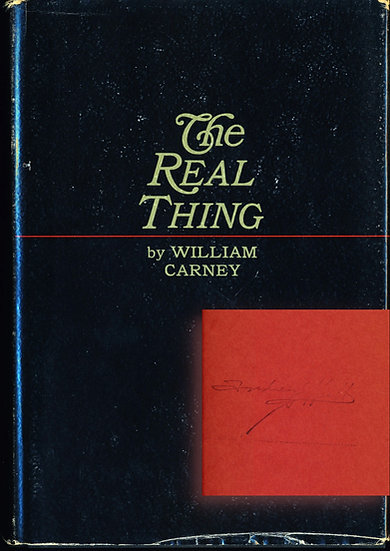 The Real Thing (First Edition)