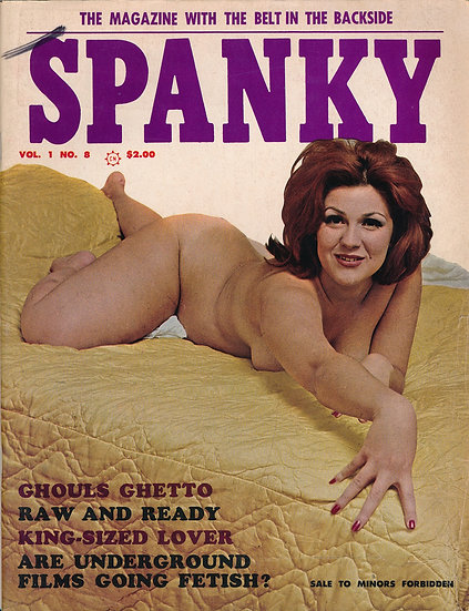 Spanky (Vintage adult magazine, Sept 1967)