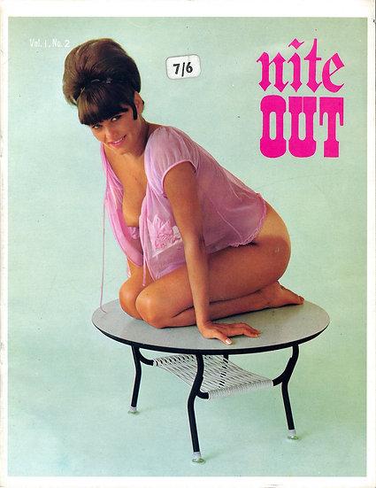 Nite Out (Vintage adult magazine, 1966)