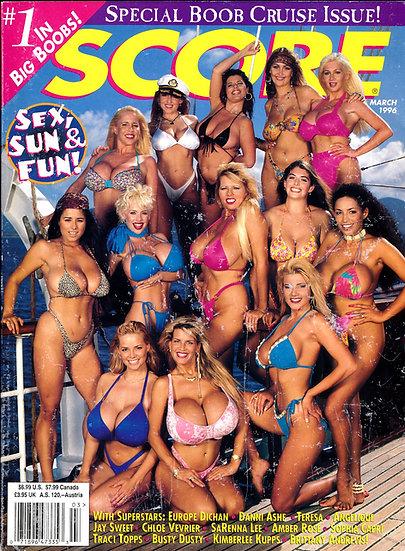 Score (Vintage adult magazine, 1996)