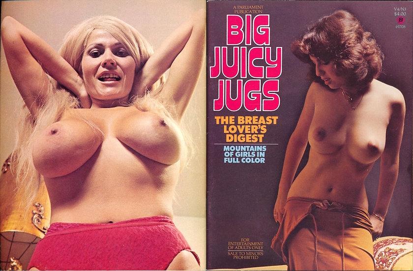 Big Juicy Jugs (Vintage adult magazine, 1978)