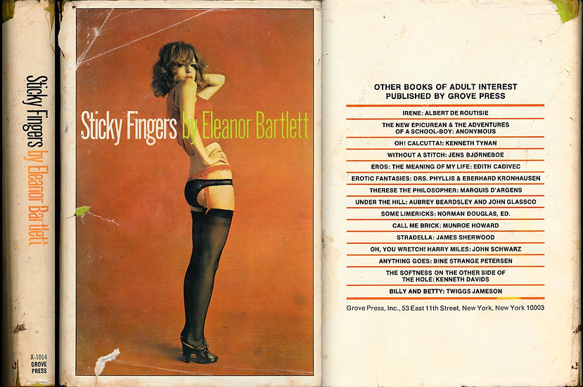 Sticky Fingers (First Edition)