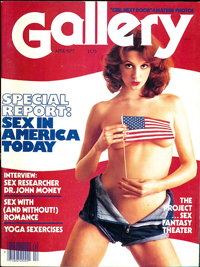 Gallery (Vintage adult magazine, 1977)