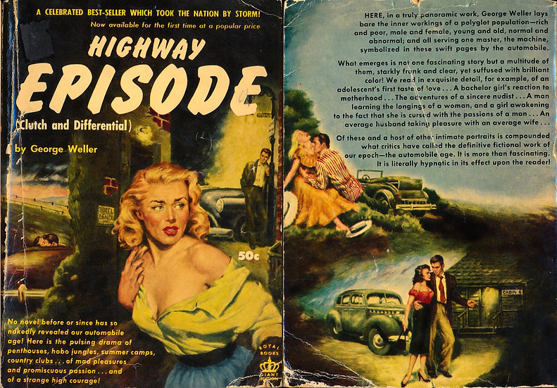 Highway Episode (Vintage digest paperback, 1953)