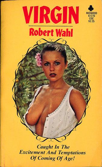 Virgin (Vintage adult paperback, Joanne Latham front cover, 1979)