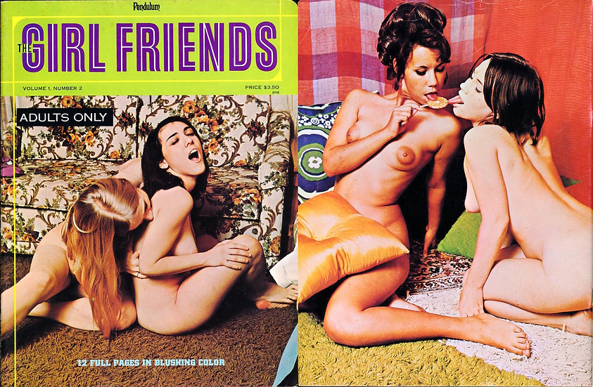 The Girl Friends (Vintage adult magazine, 1969)