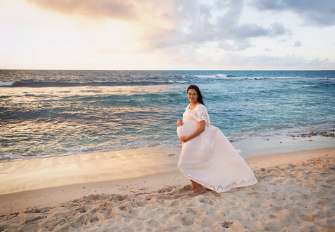 Melissa + Dylan's Maternity Session