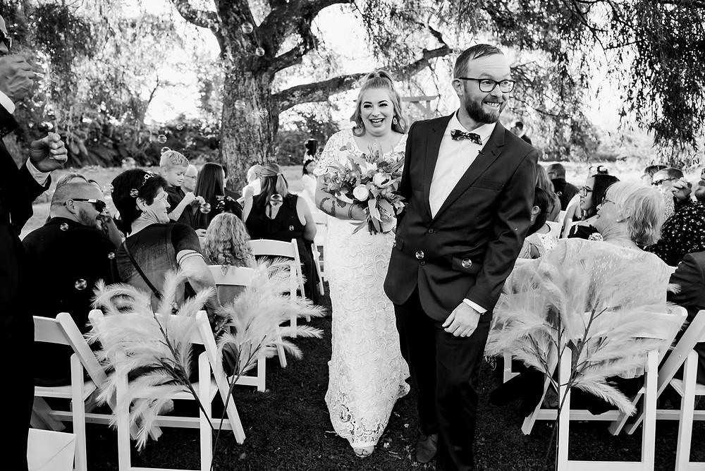 Waterlily Gardens wedding, Waihi wedding photographer