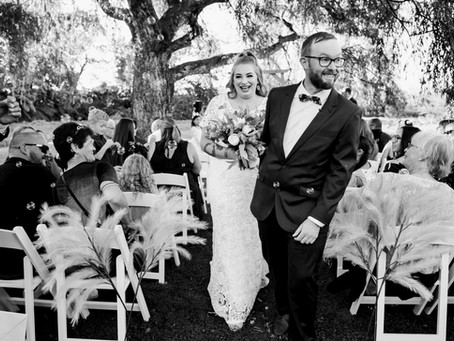 Why I Photograph Weddings In Black and White