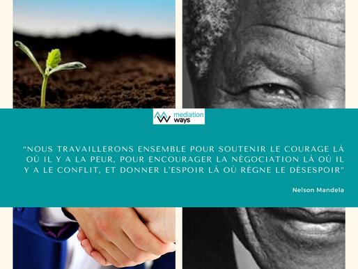 Citation de Nelson Mandela
