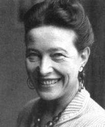 Simone de Beauvoir - English