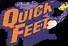 Quick Feet Logo
