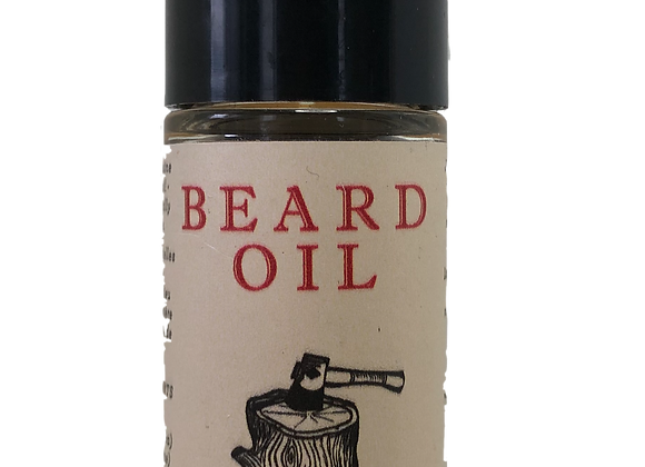 Christine Chanter Botanicals Beard Oil