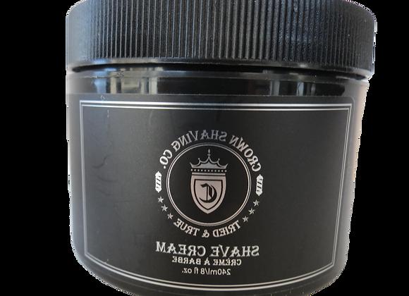 Crown Shaving Co. Shave Cream 8oz