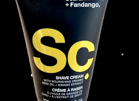 Scaramouche + Fandango Shave Cream