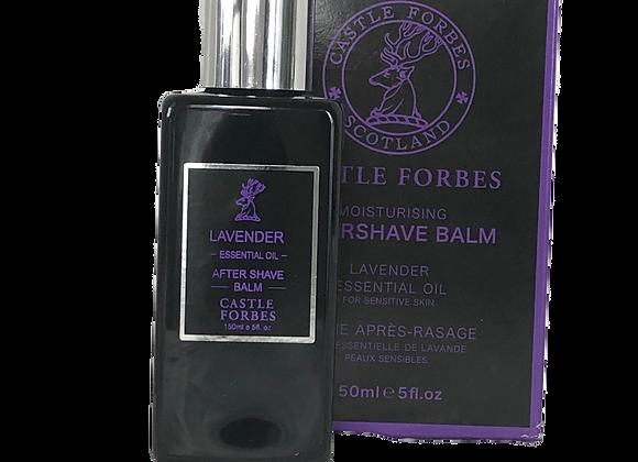 Castle Forbes Moisturizing Aftershave Balm Lavender