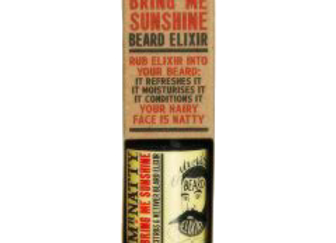 Mr. Natty Bring Me Sunshine Beard Elixir