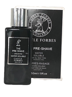 CASTLE FORBES Pre Shave Unscented