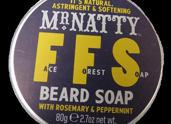 Mr. Natty Face Forest Beard Soap