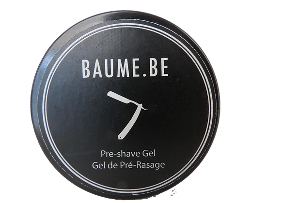 BAUME.BE Pre Shave Gel