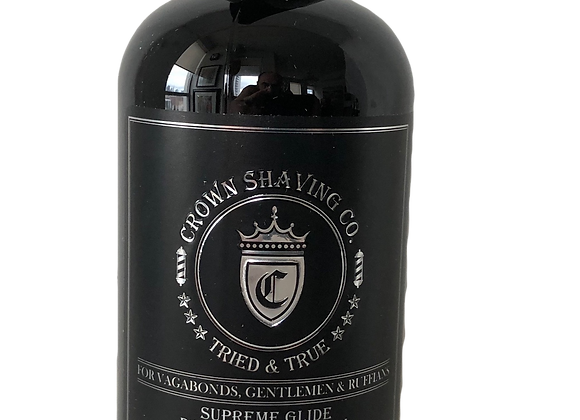 Crown Shaving Co. Supreme Glide Pre Shave Formula