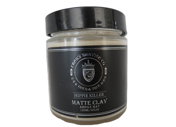 Crown Shaving Co. Matte Styling Clay