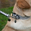 Thumbnail: DOGUE Leather Pony Hair Collar