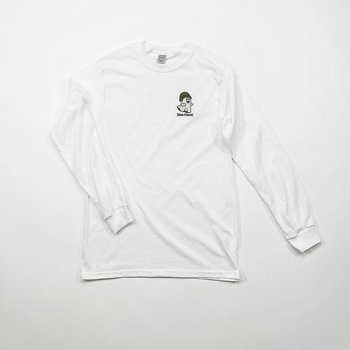 Pocket Stamp L/S Shirt