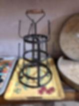 Porte tasses ou mugs Clayre&Eef Forcalquier