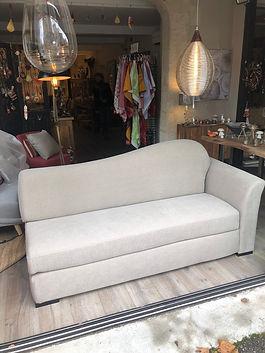 Canapé convertible déco meuble Forcalquier