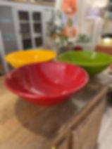 Saladier poterie déco Forcalquier Alpes de Haute Provence 04