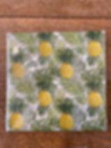 Serviette en papier déco Forcalquier Alpes de haute Provence 04