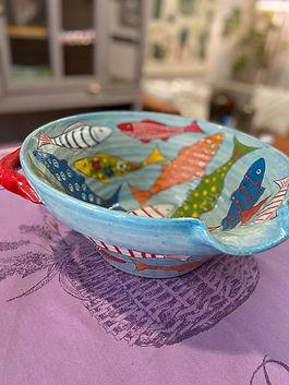Tian provençal poterie forcalquier alpes de haute provence 04