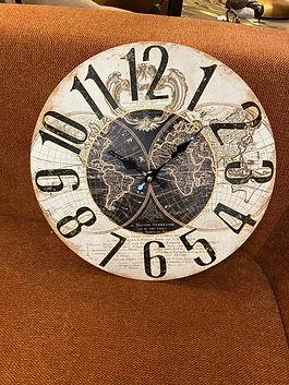 Horloge murale deco forcalquier alpes de haute provence 04