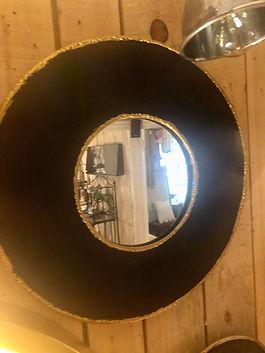 Miroir rond Athezza Forcalquier