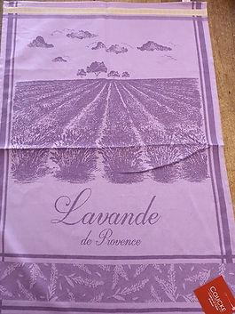 Torchon lavande Forcalquier Alpes de Haute Provence 04