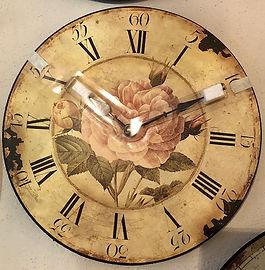 Horloge murale Forcalquier