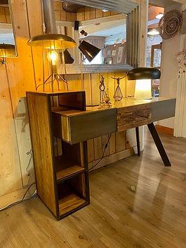 Bureau deco meuble forcalquier alpes de haute provence 04