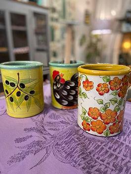 Mug poterie deco forcalquier alpes de haute provence 04