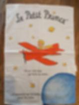 Torchon Coucke Le petit prince Forcalquier Alpes de Haute Provence 04