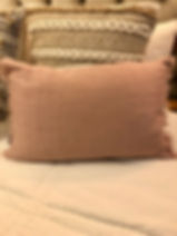 Coussin rectangulair cocooning Forcalquier