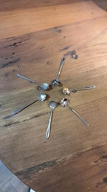 Cueillère à gateaux deco table forcalquier decoration 04 paca