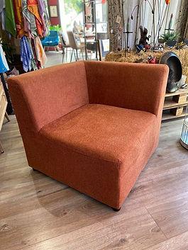 Fauteuil d'angle déco meuble Forcalquier Alpes de Haute Provence 04