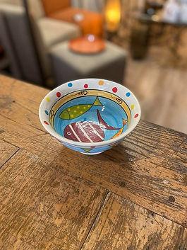 bol poisson poterie deco forcalquier alpes de haute provence 04
