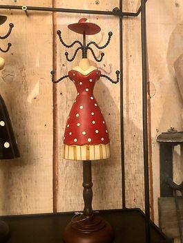 Porte bijoux femme Clayre& Eef Forcalquier