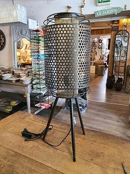 Lanterne électifiée Athezza Forcalquier